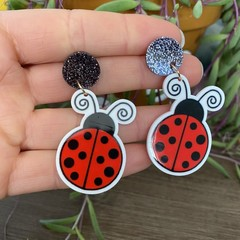 Lovely ladybug (Various Styles )