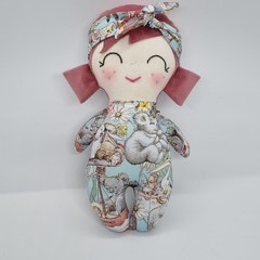 handmade baby doll