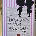 Wedding / Love / Birthday / Anniversary Card