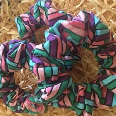Colourful Scrunchie