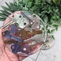 """Mug Coasters """"Where are the Keys?"""" - Drink or as a Paperweight - SINGLE - Resin"""