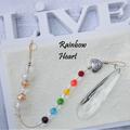 Beaded Suncatchers - 'Rainbow' Series