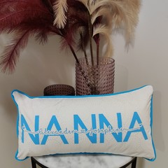 Family Pillows - Custom Made - FREE POSTAGE