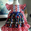 Stunning farm yard   dress size 2