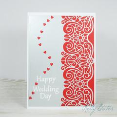 Happy Wedding Day, Wedding Card