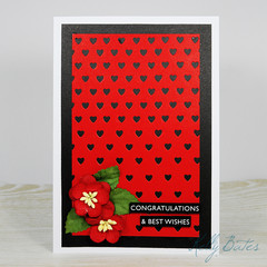 Congratulations and Best Wishes, Wedding Card, Engagement Card
