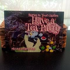 Fairies in Your Garden 'Have a Tea Party'