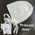 Vintage homecoming bonnets for little princesses