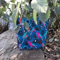 JOCELYN PROUST FABRIC TOTE - WATER RESISTANT LINING