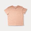 Branded Tee - Peachy Pink