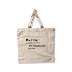 Boobicino Tote Bag