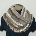Outlander inspired, super long  infinity scarf - FREE SHIPPING