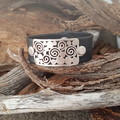 Spirals Rectangle Cuff