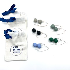 Classic Ball Hook Earrings