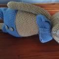 Crochet Sleepy Teddy Bear, Teddy Amigurumi, Teddy Soft Toy