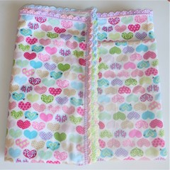 Snuggly Baby Wrap/Blanket/Throw