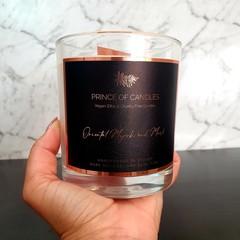 Oriental Myrrh & Musk Woodwick Scented Candle