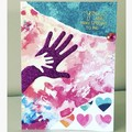 Special hands card