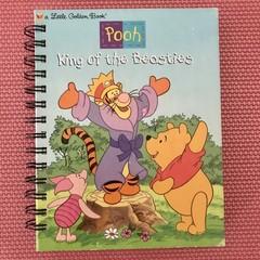 July 2021 - December 2022 18 Month Little Golden Book Diary