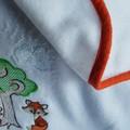 """Finley Fox"" Baby Blanket"