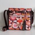 Retro Floral Momexa Crossbody Bag