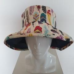 Floppy hat - reversable