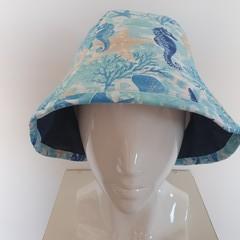 Nobby hat - reversable