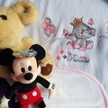 """Little Princess"" Baby Blanket"