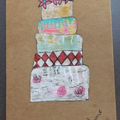 Hand Drawn Gift Card
