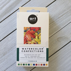 Prima Watercolor Confections - Terrain