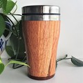 Wooden travel cup, Wooden coffee mug, Keep cup, Gift for her, Re-usable cup