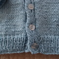 SIZE 2-3 years; knitted cardigan