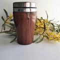 Banksia Wood travel cup,  Re-reusable cup, Wood Gift, Coffee Mug