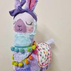 Lulu the llama softie