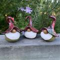Gnome trio - Gizmo, Horace & Iggy