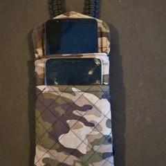 Crossbody Small phone pouch