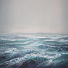 Salt WIthin - Original Oil Painting on Cradled Board
