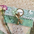 """""""Best Wishes"""" -Gift card Envelope #3"""