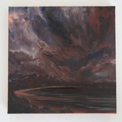 Batemans Bay / Safety Bay - Original Oil Painting Firescape
