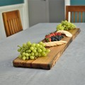 Solid Timber Cutting Kitchen Chopping Wood and Charcuterie Cheese Board