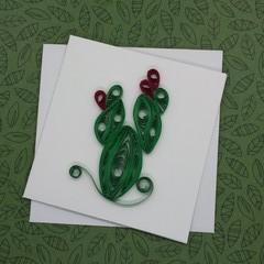 Mini Card Cactus