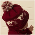 WINTER SALE: Kangaroo beanies for for babies and toddlers