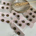 "Assorted ""Star Sign"" Handmade Clay Stud Earrings"