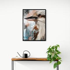 Kookaburra Print