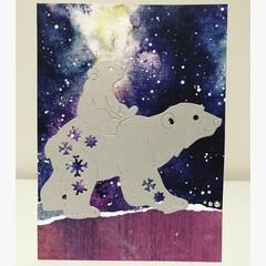Polar explorers card
