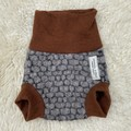 Medium Fox Wool Nappy Cover