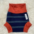 Extra Large Rocket Wool Nappy Cover