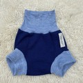 Large Lion Wool Nappy Cover