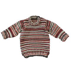 Thick and warm woollen jumper