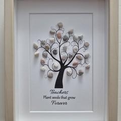 Handmade Pebble Art